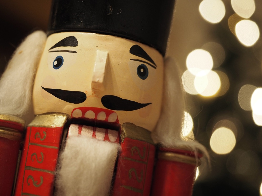 nutcracker face up close